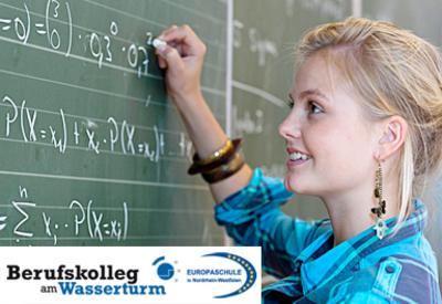 """Berufskolleg am Wasserturm """"Europaschule in NRW"""""""