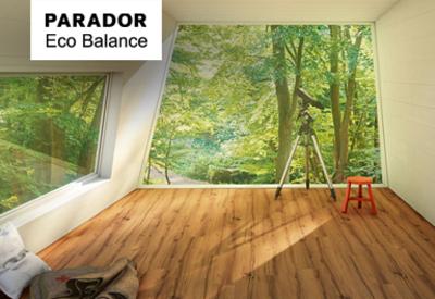 """Eco Balance """"Wohnen in seiner natürlichen Form"""""""