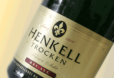 Henkell Sekt Website