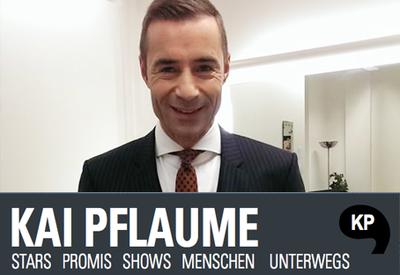Kai Pflaume Website