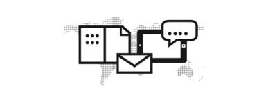 Mailing Print und Online