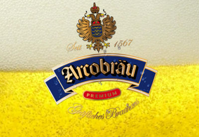 """Arcobräu """"Geschmack, der verbindet."""""""
